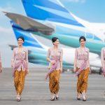 Garuda Indonesia Maskapai Paling Tepat Waktu