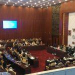 Sejumlah Asosiasi Bawang Putih saat RDP di Komisi IV (r)