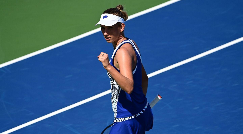 Elise Mertens . (wtatennis.com)