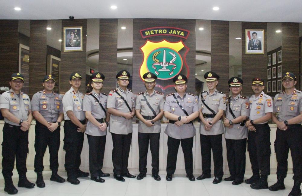 Pergantian Kapolsek di Jakarta Barat (PKC)